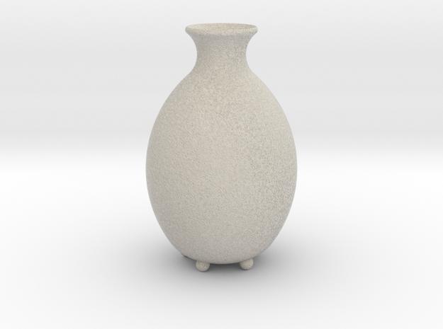 """Vase """"Buton"""" in Natural Sandstone"""