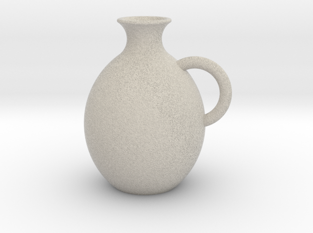 Decanter in Natural Sandstone