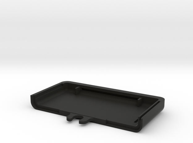 Battery Cover in Black Natural Versatile Plastic