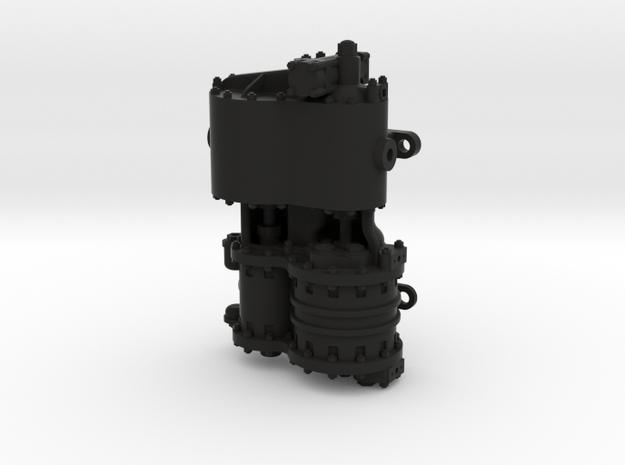 Westinghouse CC 1.6 in Black Natural Versatile Plastic