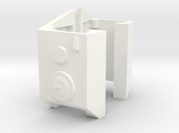 TR: LG63 G2 Megatron addon 2 in White Processed Versatile Plastic