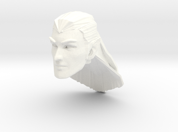 head elf long hair 2 in White Processed Versatile Plastic