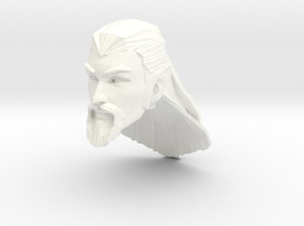head elf long hair 3 in White Processed Versatile Plastic