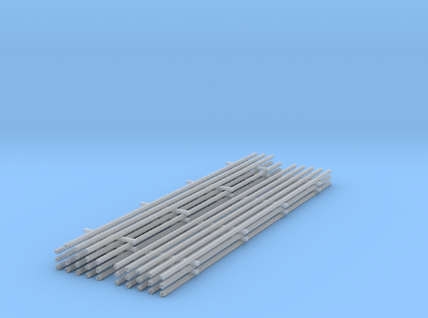 Rebar Load - HOscale in Smooth Fine Detail Plastic