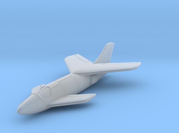 """(1:200) Messerschmitt Me P.1110 """"Ente"""" in Smooth Fine Detail Plastic"""