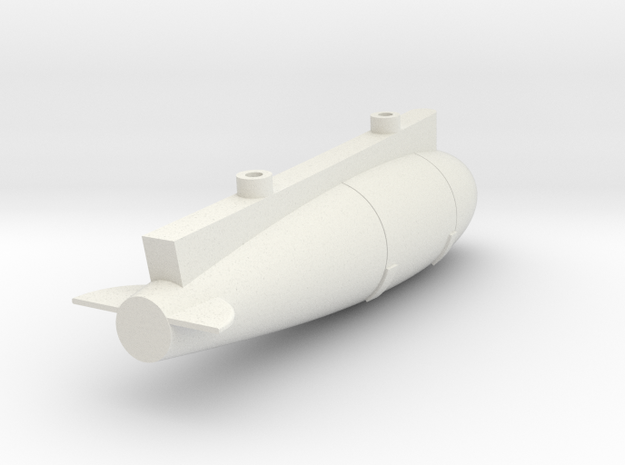 021G 600L Ventral Tank Super Etendard 1/72