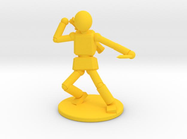 Prototype: Male Bow