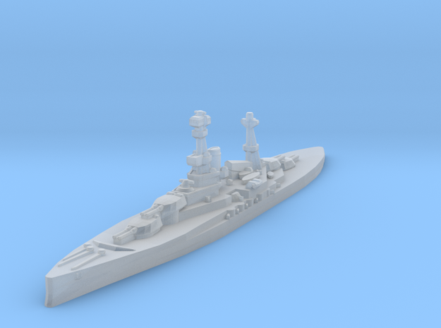 Revenge class 1/4800 in Smooth Fine Detail Plastic