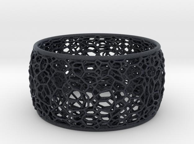 BRACELET NEST in Black Professional Plastic