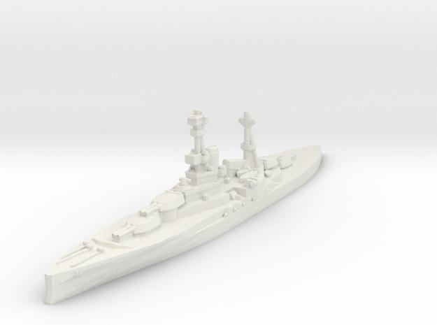 Revenge class 1/1800 in White Natural Versatile Plastic