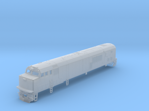 N Scale Amtrak GE P30CH Diesel Loco Body Shell