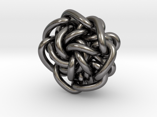 B&G Knot 08 in Polished Nickel Steel