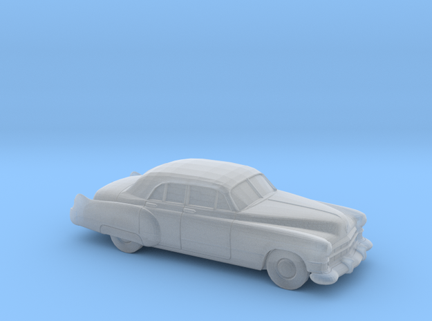 1/144 1949-52 Cadillac Series 62 Sedan in Smooth Fine Detail Plastic