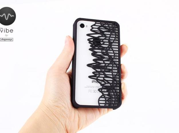 The Vibe iPhone Case - 23907786:47.35 3d printed