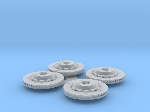 """14"""" Rotor Set with Hats - 1/12"""