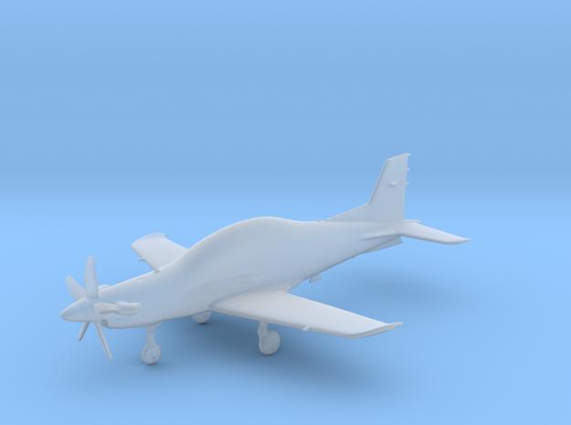 Pilatus pc-21 scale 1/285 in Smooth Fine Detail Plastic