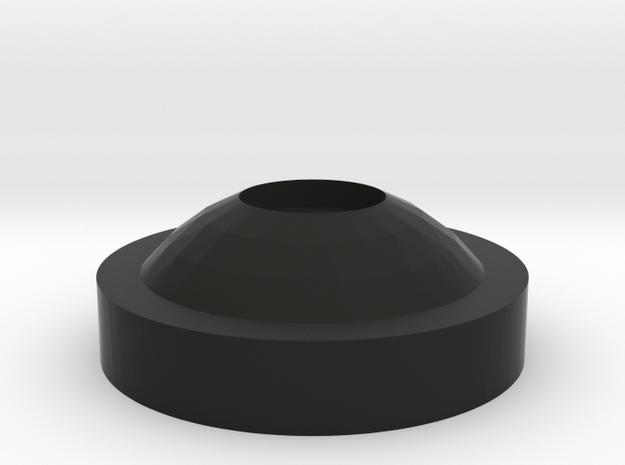 Romans Props Graflex red button power switch plung in Black Natural Versatile Plastic