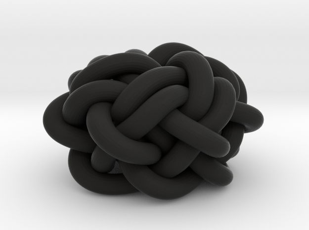 B&G Knot 02 in Black Natural Versatile Plastic