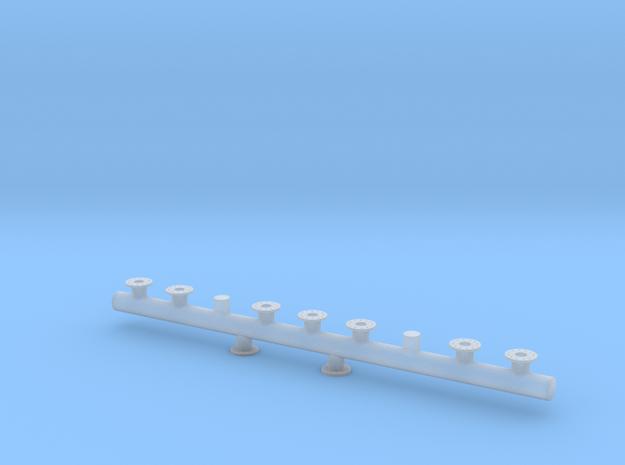 Dampfsammler V2 - 1:120 TT in Smooth Fine Detail Plastic