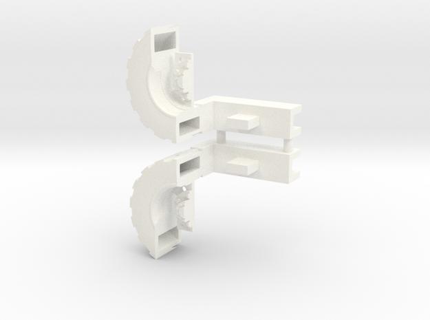 Ultra Magnus Arm Wheels (Shallow Version)