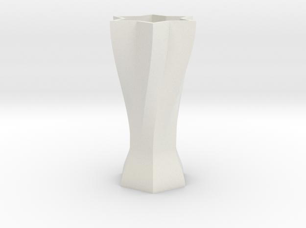 Your beautiful in White Natural Versatile Plastic
