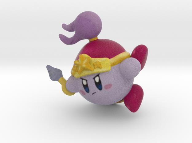 Ninja Kirby in Full Color Sandstone