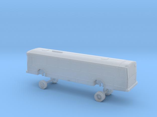 N Scale Bus Gillig Phantom Westcat 111 in Smooth Fine Detail Plastic