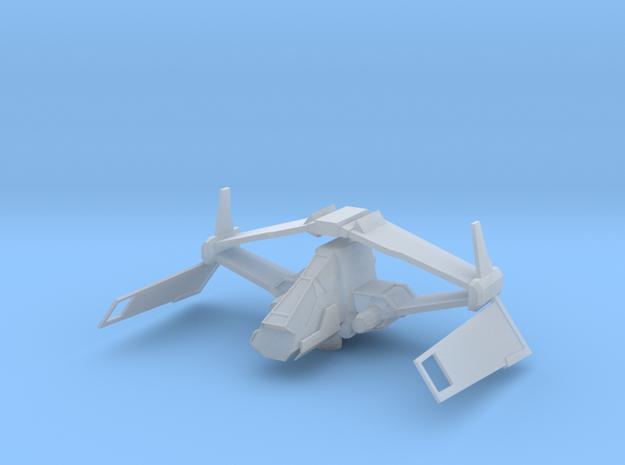 Sith Striker - Variation B in Smooth Fine Detail Plastic