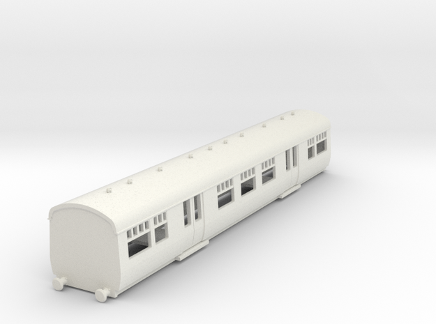 o-148-cl506-trailer-coach-1 in White Natural Versatile Plastic