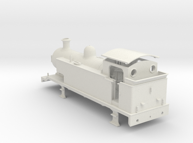 LB&SCR E2-X  - V0 Freelance - Body WSF