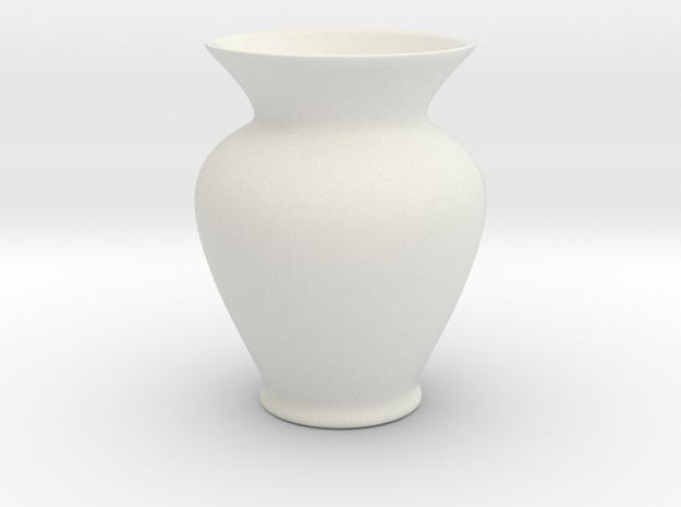 2 in White Natural Versatile Plastic
