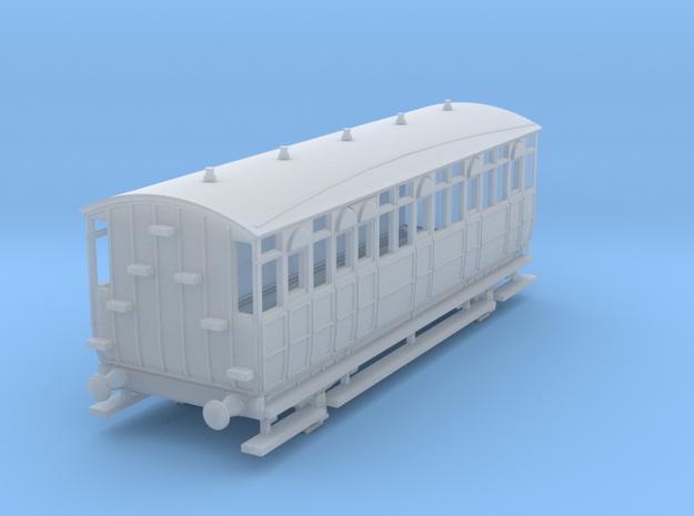 0-148fs-met-jubilee-saloon-coach-1 in Smooth Fine Detail Plastic