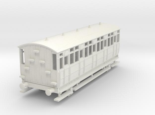 0-76-met-jubilee-3rd-brk-coach-1 in White Natural Versatile Plastic