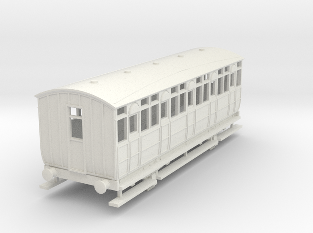 0-87-mslr-jubilee-all-3rd-coach-1 in White Natural Versatile Plastic