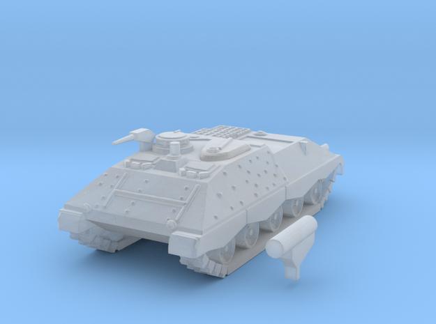 Jaguar I scale 1/160 in Smooth Fine Detail Plastic