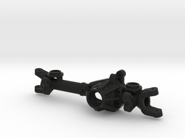 NC60 170mm Linked Front R Drop for GCM CMAX in Black Natural Versatile Plastic