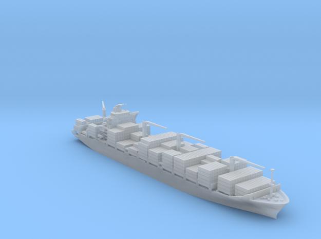 Maersk Cape Coast_1/1250_WL_V1.03 in Smooth Fine Detail Plastic