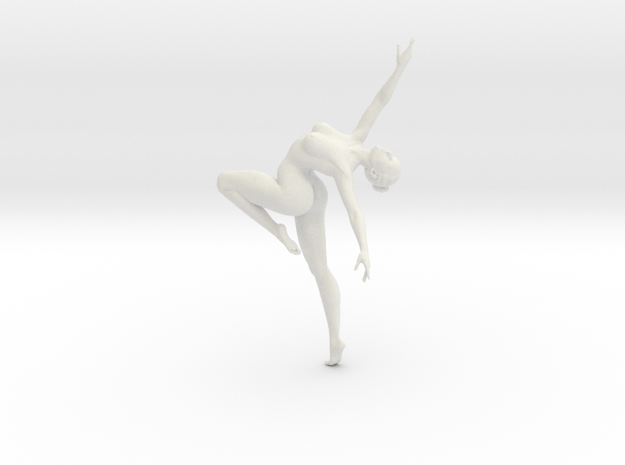 Scale 1:6 Nude ballet dancer poses 001