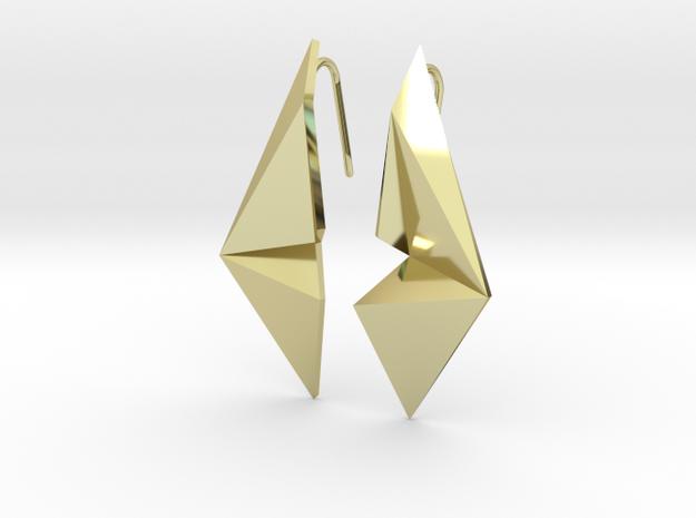 Sharp Enmotion Earrings