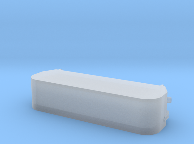 TP56 Fuel Tank (N/HO) in Smooth Fine Detail Plastic: 1:87 - HO