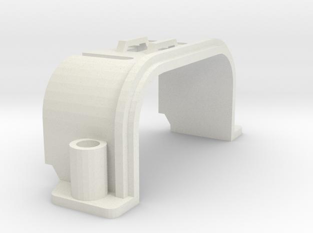 tamiya astute right battery holder in White Natural Versatile Plastic