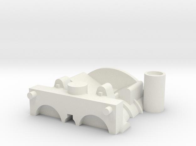 AT-ST Part 53 Non Disc in White Natural Versatile Plastic