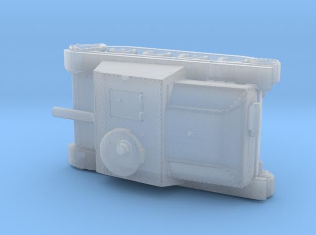 1/285th scale Skoda S.I.J. in Smooth Fine Detail Plastic