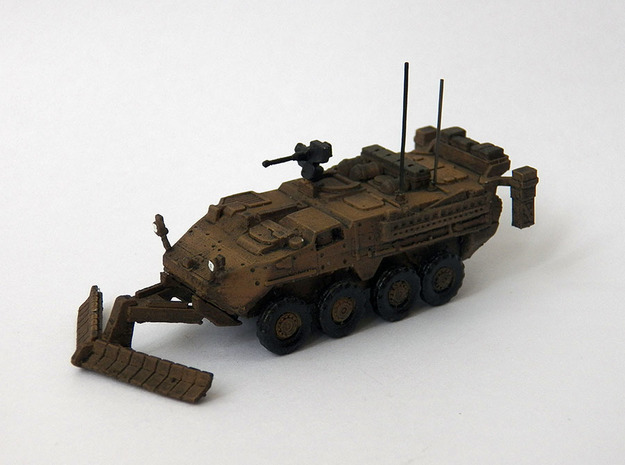 M1132 ESV scale: 1:160 in Smooth Fine Detail Plastic