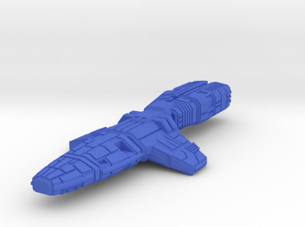 Enforcer in Blue Processed Versatile Plastic