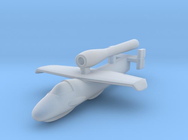 (1:285) Heinkel He P.1077 Romeo in Smooth Fine Detail Plastic