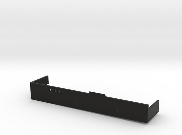 CMAX Hilux 4dr 152 Left FloorPan in Black Natural Versatile Plastic