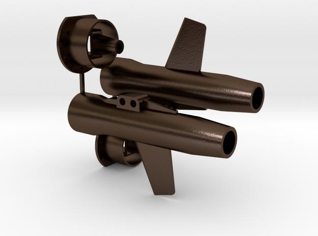 Arneson ASD15 1:30 in Polished Bronze Steel