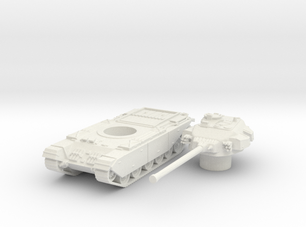 Centurion 3 scale 1/87 in White Natural Versatile Plastic