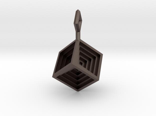 Hypercube_Pendant